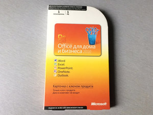 Office 2010 Home and Busines OEM T5D-00704