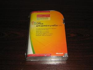 Office 2007 Home and Student 32-bit Rus