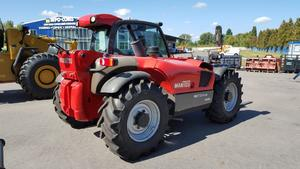 Погрузчик Manitou MLT 634 LSU Turbo, 2008  год выпуска